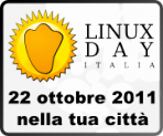 Linux Day 2011 - 22 Ottobre una occasione per scoprire il software libero