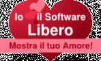 Il San Valentino del software libero