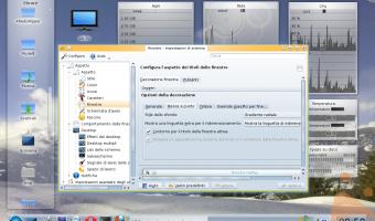 KDe 4.4.0 decoratore finestre