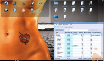 KDE4 e memoria usata!!