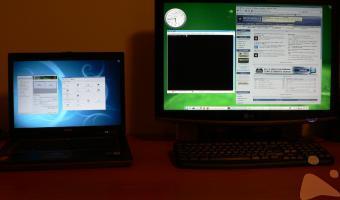 Che bello avere un monitor da 3840x1200