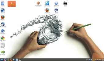 KDE SC 4.5.5 sul mio portatile