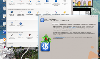 Kde4.5.0 in mandriva 2010.1