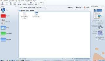 KDE 4.4: Dolphin e nepomuk accopiatta vincente