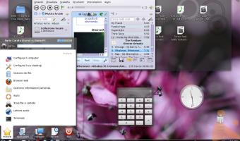 Il mio Desktop sul Portatile!
